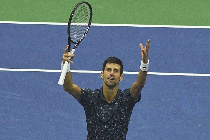 US Open: Djokovic è una macchina, niente da fare per Nishikori