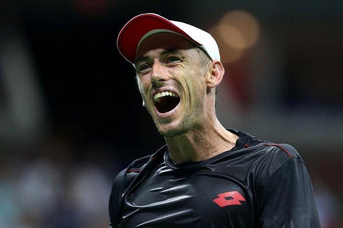 US Open: incredibile Millman, Federer è fuori!