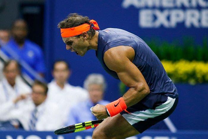 US Open: guerriero Nadal, un grandissimo Thiem non basta