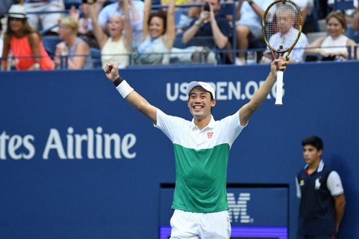 US Open: Nishikori da maratona, Cilic si arrende in cinque set