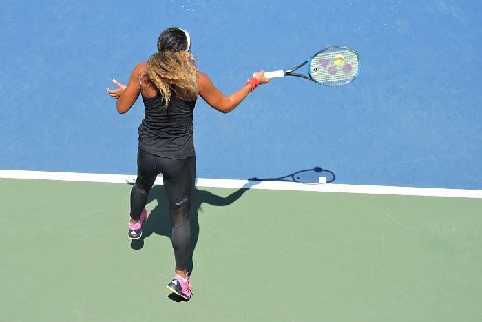 US Open, spunti tecnici: bum bum Osaka