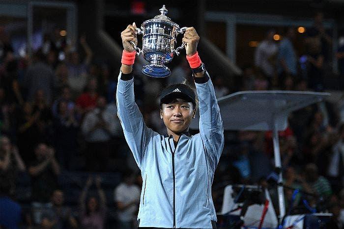 US Open: Osaka nuova regina, a Serena Williams saltano i nervi