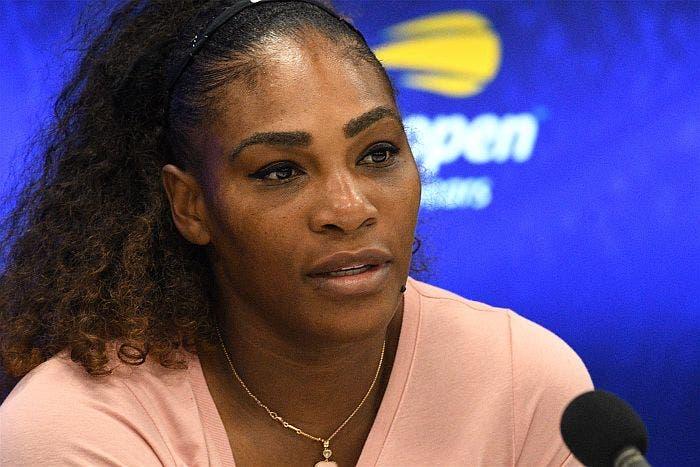 """US Open: Serena Williams femminista a… """"rovescio"""""""