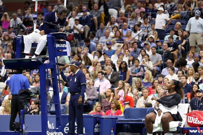 Caso Serena-Ramos, giudici di sedia pronti a scioperare?