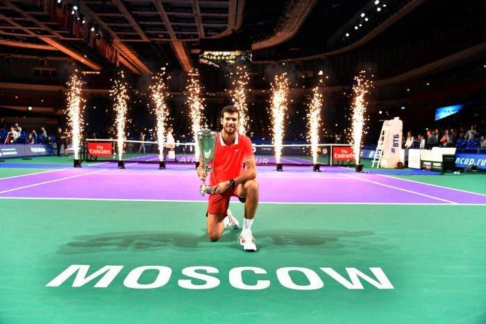 ATP Ranking: due russi tra i primi 20, inizia la caduta di Dimitrov