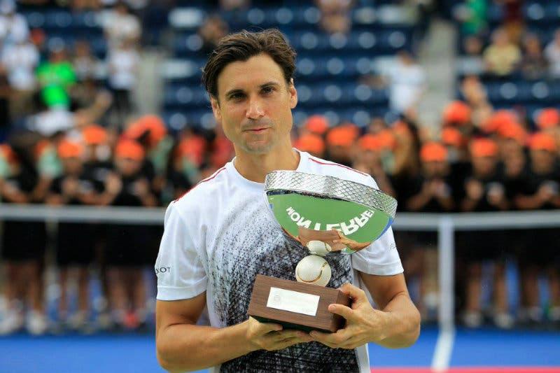 È solo un challenger, ma Ferrer torna campione