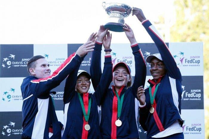 Coppa Davis e Fed Cup Junior: trionfano Spagna e USA
