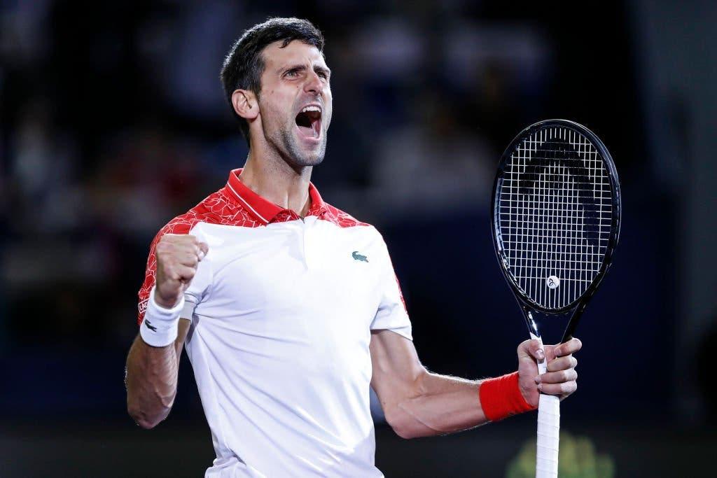 La rincorsa di Djokovic: come diventare n.1 in quattro mesi