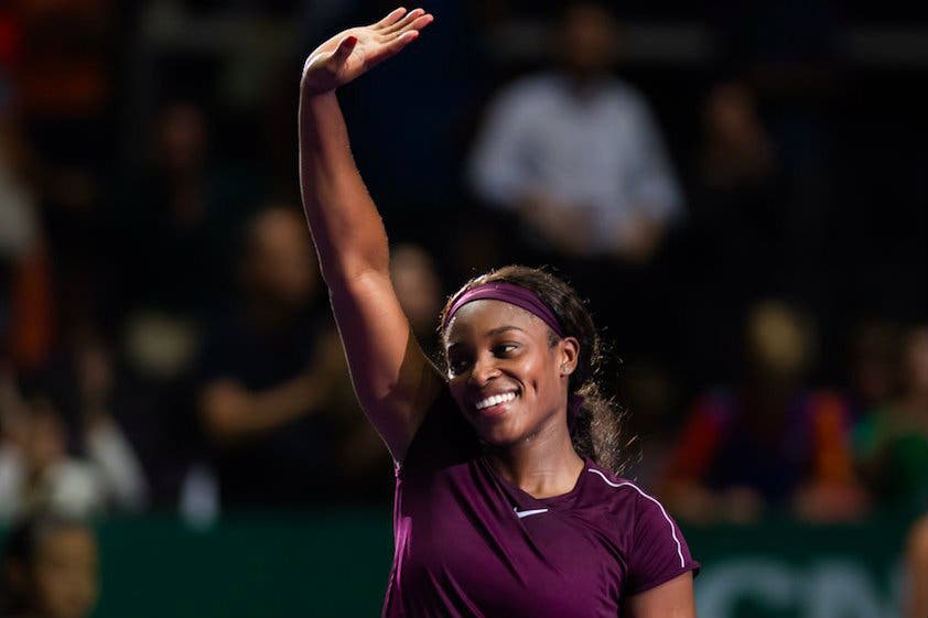 Disastro Kerber, Stephens in semifinale a punteggio pieno