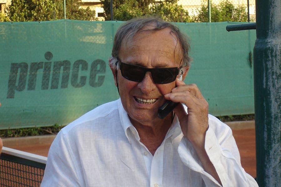 Umberto Pillot, il fondatore del Club Nomentano