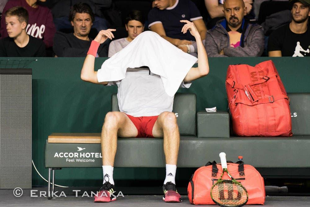 Next Gen ATP Finals: Tsitsipas e l'incubo dell'asciugamano