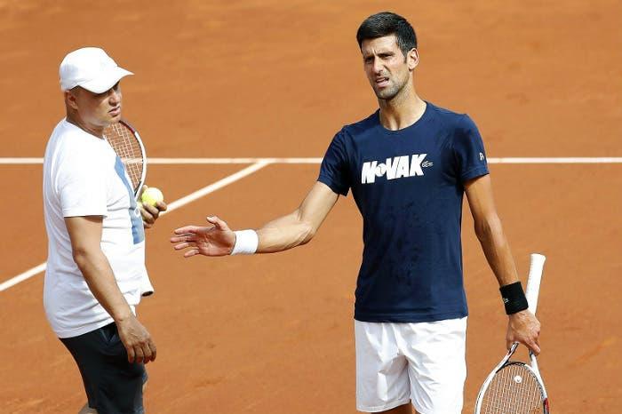 A scuola dai professionisti: tennis, diagnosi e terapia
