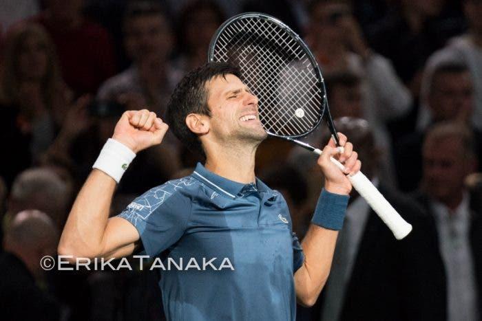 ATP Ranking: ricomincia il regno di Djokovic, Italia come nel 1973