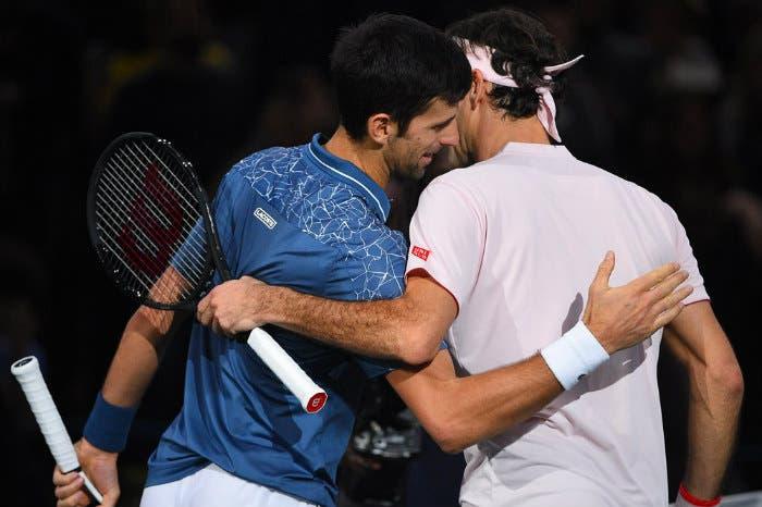 """I maestri in difesa di Federer. """"Favori? No, tutto meritato"""""""