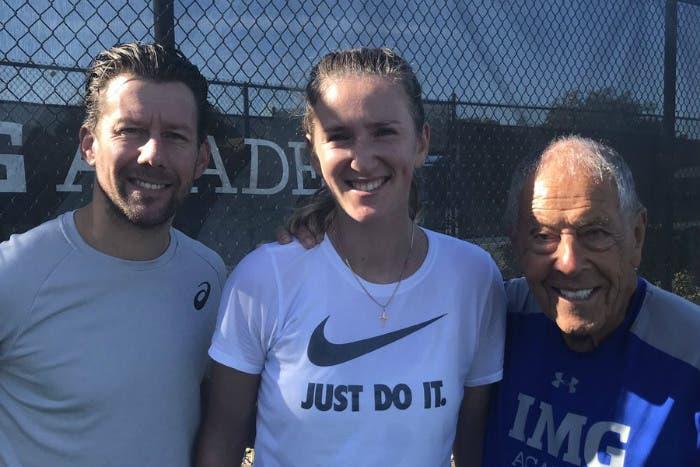 Fissette, nuova sfida: torna ad allenare Azarenka