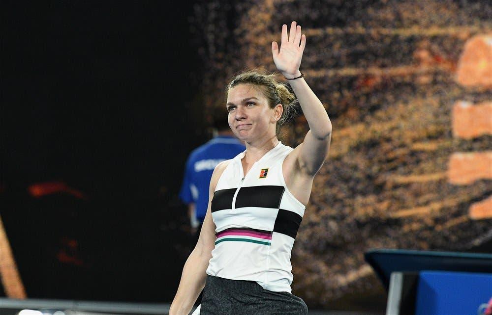 Simona Halep – Australian Open 2019 (foto di Roberto Dell'Olivo)