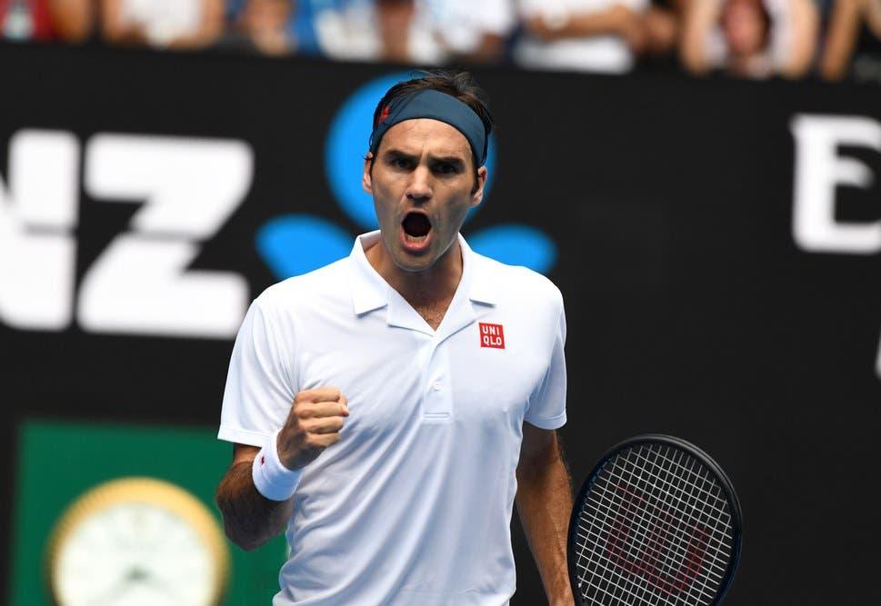 Roger Federer - Australian Open 2019 (foto di Roberto Dell'Olivo) - Ubitennis