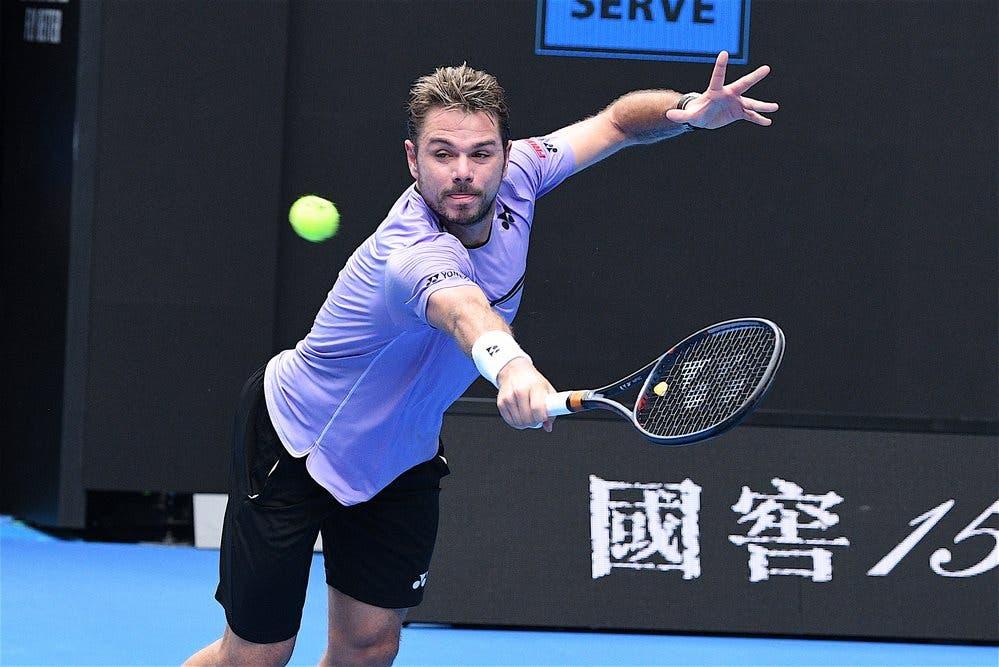 Stan Wawrinka – Australian Open 2019 (foto di Roberto Dell'Olivo)