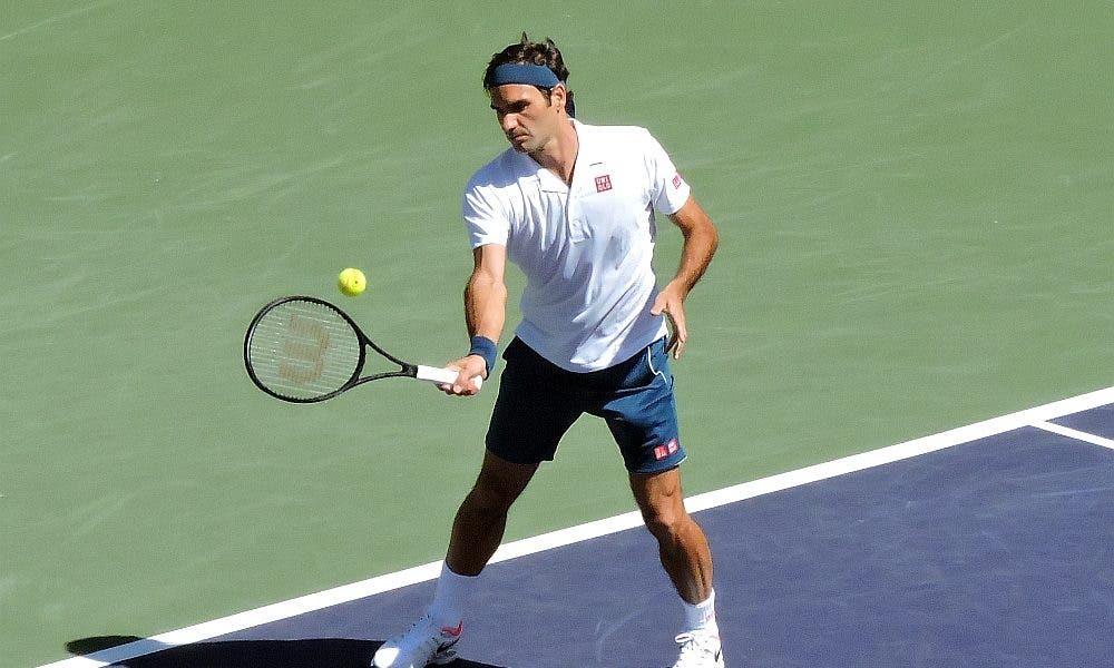 Federer Hurkacz Pinterest: Indian Wells: Federer Va In Semifinale Di Classe Ed Esperienza