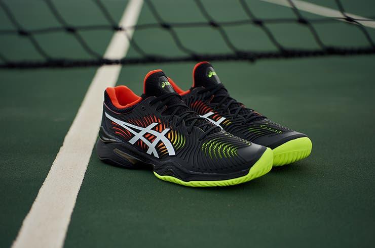 asics court ff uomo tennis