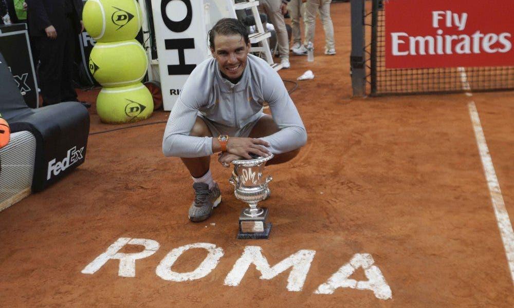 Internazionali D Italia Le Entry List Aggiornate A Roma Torna Nadal Fuori Medvedev In Forse Serena