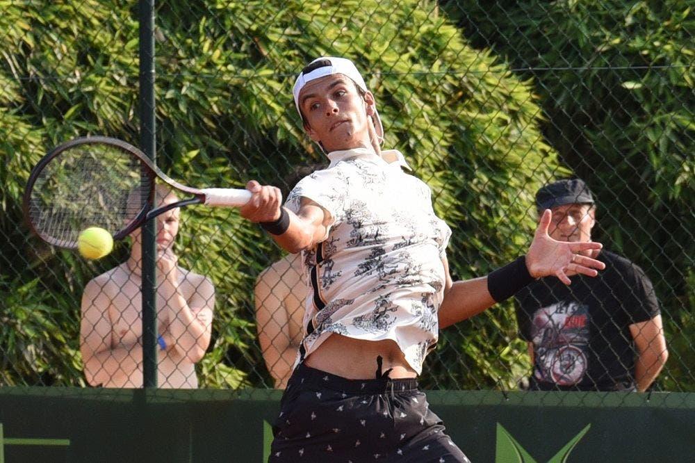 46a5548611cd Lorenzo Musetti - ATP Challenger Milano 2019 (foto Francesco Peluso)