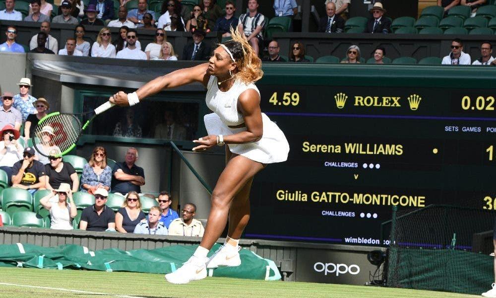 Wimbledon, il programma dei quarti femminili: Serena Williams e ...