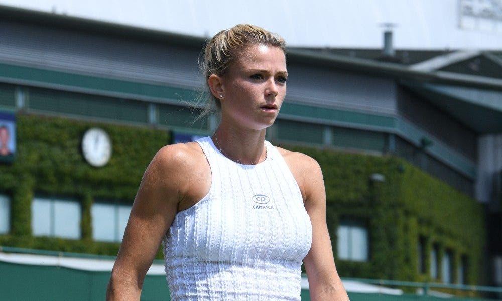 WTA Bronx: Camila Giorgi vola in semifinale a New York