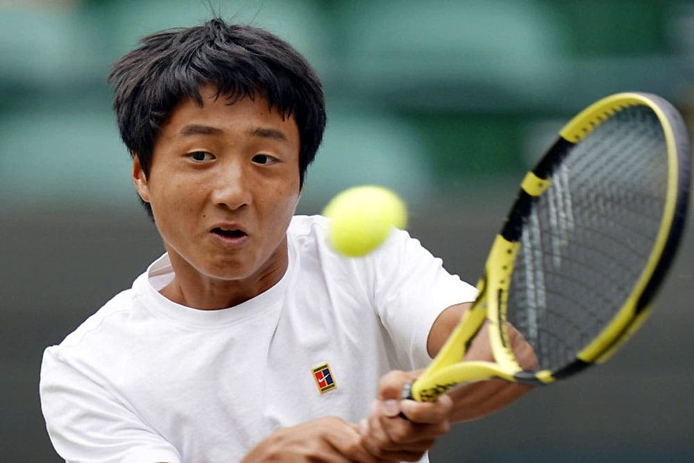 Wimbledon, junior ragazzi: vince Shintaro Mochizuki