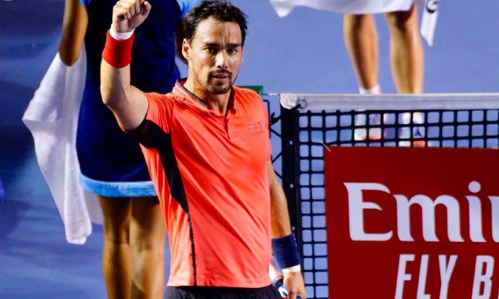 ATP Los Cabos: Fognini risolve il rebus Granollers