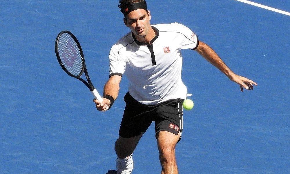 US Open: Federer scintillante dall'inizio alla fine, vola agli ottavi