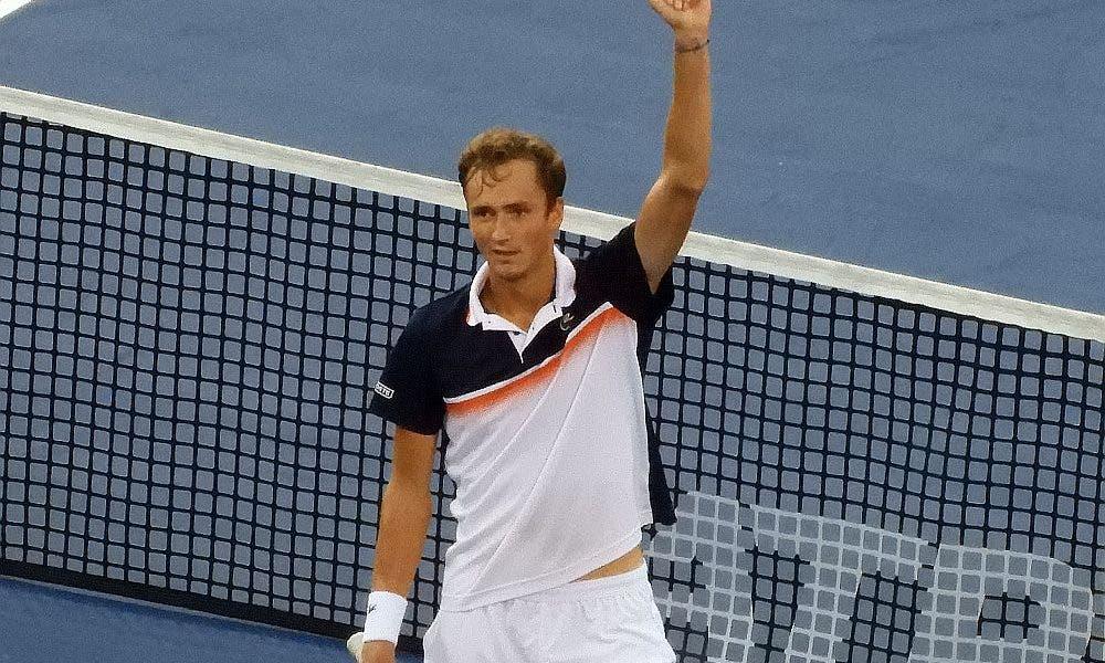 Classifica ATP: Fognini torna in top 10. Medvedev va a best ranking