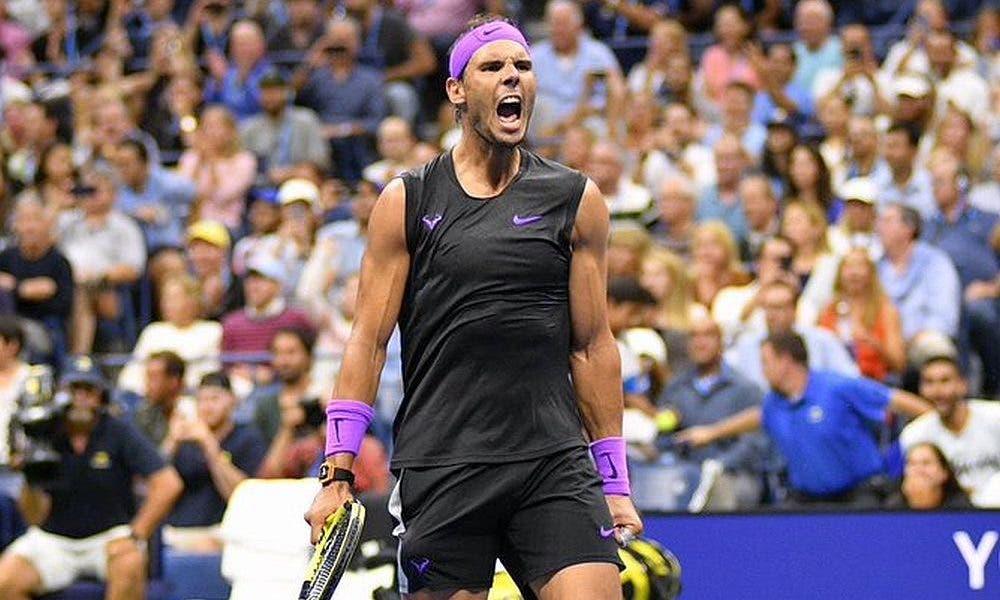 Nadal straripa su Cilic e sbarca ai quarti di finale