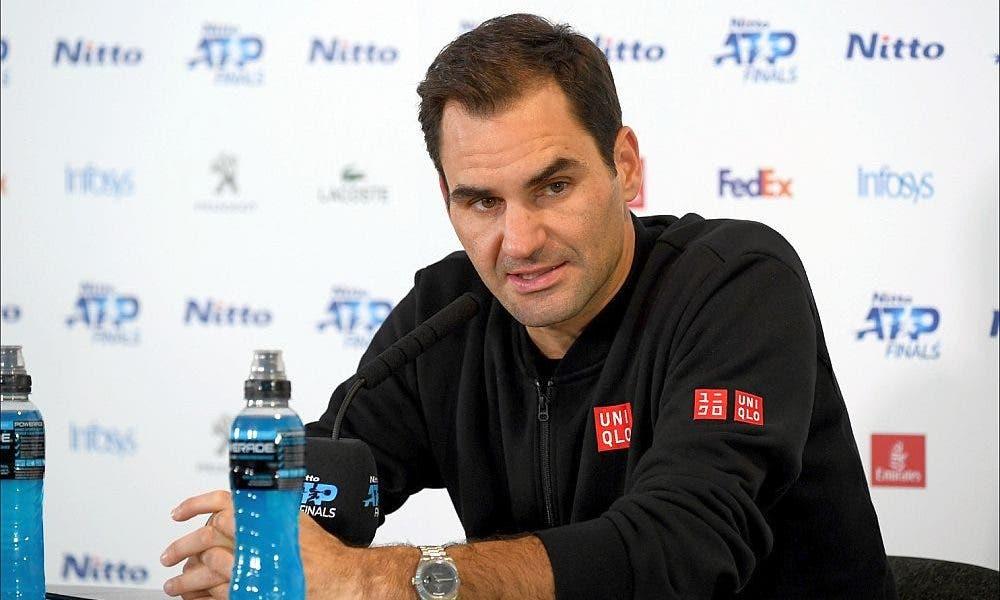 """Federer: """"È stato più bravo di me in tanti piccoli dettagli"""""""