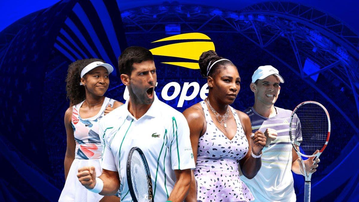 Lo Us Open In Diretta Esclusiva Su Eurosport Ed Eurosport Player Dal 31 Agosto