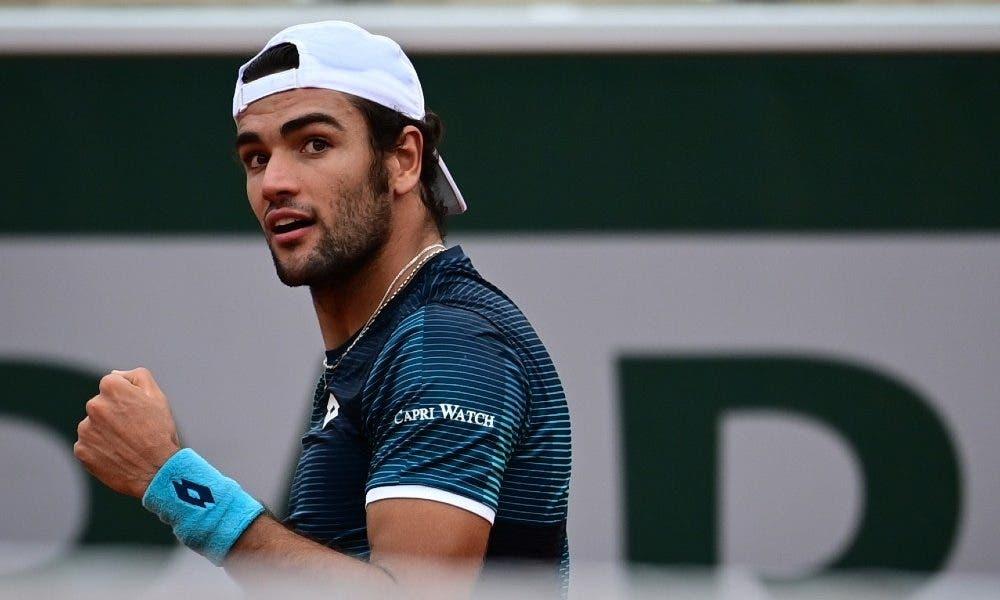 Roland Garros: Berrettini, vittoria di routine su Pospisil