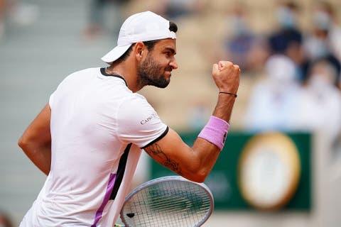 Roland Garros: Berrettini in scioltezza conquista la seconda settimana