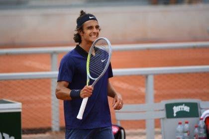 Lorenzo Musetti Roland Garros 2021